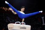 【東奧體操】李智凱翻滾吧! 必殺技「湯瑪斯迴旋」今翻出鞍馬金牌