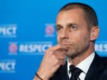 Neun Vereine von uefa wegen Super-League-Plan sanktioniert