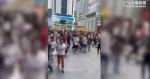 【写真】深セン華強北商業ビルが突然揺れ、当局は地震が原因を調査していないとして慌てて立ち去った