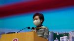 La dirigeante de Hong Kong Carrie Lam se rendra à Pékin pour discuter des plans de relance de l'économie