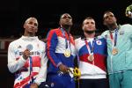 【東京奧運】英國選手輸給古巴拳王 對自己過於失望頒獎典禮低頭拒戴獎牌