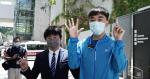 Seules deux personnes sont allées à l'extérieur du bureau politique et ont demandé à Carrie Lam de parler de «frère déjeuner» David: la lutte ne se soucie pas du nombre de personnes.