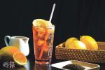 Tea bottom lemon fresh back to the soul of Hong Kong-style frozen lime tea mania poke incense anti-astringent