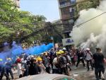 Mehr Tote bei Unruhen in Myanmar