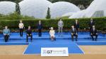 G7峯會|各國領袖對華立場強硬 聯合公報籲中國尊重香港、新疆人權及自由 強調台海和平