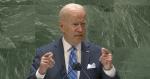 U.N. General Assembly Speaker Joe Biden says U.S. does not seek new Cold War to raise human rights issues in Xinjiang