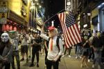 Hong Kong democracy activists confront their Trump dilemma