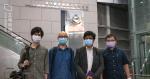 鄧炳強個人身分向 5.10 受冒犯記者致歉 與四新聞團體會面 拒承諾停止暴力對待記者