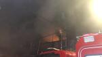 樹林移工宿舍遭火吞噬 3男1女救出送醫