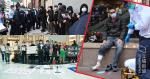 【和你lunch】警各區大規模截查拘數人 愛國人士銅鑼灣「踩場」 目擊者指曾推撞毆打