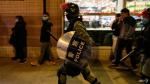 Hongkong beginnt nach Budgeterhöhung die Bereitschaftspolizei niederzufahren