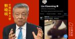 中國駐英大使劉曉明 Twitter 帳戶讚好黑絲情色內容 保守黨裴倫德笑問:這是巨棒外交嗎?