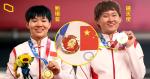 中國單車選手頒獎台扣毛澤東襟章 國際奧委會︰中方承諾不再發生