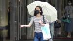 下午出門記得帶傘!大台北、山區小心大雨突襲 今起悶熱到周末