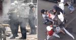 Coup d'État en Birmanie: la police anti-émeutes a réprimé sanglantement les manifestations qui ont donné lieu à au moins cinq manifestations meurtrières au cours de laquelle l'ambassadeur de l'ONU a été limogé par l'armée