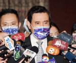 馬英九:經濟外交繫於兩岸關係 籲蔡總統改善