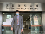 Lawyer sent to jail for assaulting off-duty officer