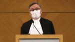 Zhang peut prendre ses fonctions pour modifier la procédure de juge des plaintes d'abord introduit la participation du public à l'examen d'autres Geoffrey Ma mandat «enquête juge limitée»