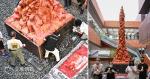 Juin 432: Le pilier de l'hymne national se trouve à l'Université de Hong Kong depuis 23 ans Cai Yaochang: sculpteur danois Gao Zhi vivre pour rappeler aux Hongkongais de ne pas oublier la répression sanglante