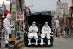 【新冠肺炎】尼泊爾單周新增3.18萬起確診 官員踢爆印度加收疫苗傭金