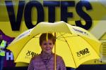 獨派民族黨贏得蘇格蘭議會多數 「承諾」將二度舉行獨立公投