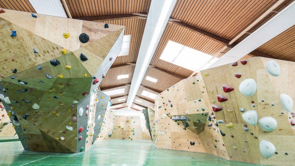 Studio Bloc - Boulderhalle Darmstadt