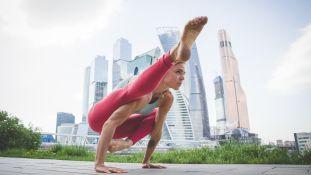 Maria Zavarina Yoga