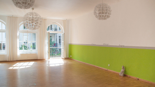City Yoga Hamburg - Raum Grindel