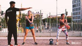 BEAT81 - Hofgarten Outdoor Workout
