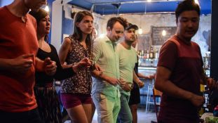 ISM Dance Style Salsa Bachata Kizomba