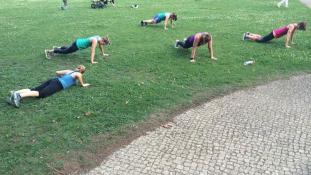 Athletik Training Berlin - Friedrichshain