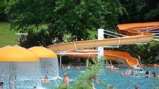 Sommerbad am Insulaner