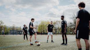 MATCHBASE - Play Football Groß Borstel