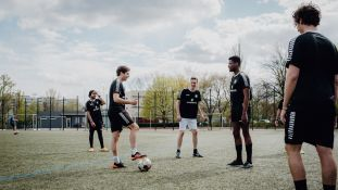 MATCHBASE - Play Football Rothenburgsort