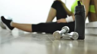 Mednord fitnessfloor