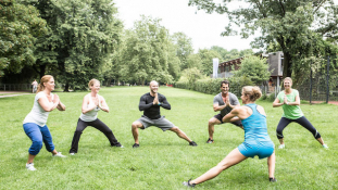 Athletic & Mobility Fatburner Training - Mieke Tasch