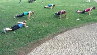 Athletik Training Berlin - Schöneberg Wilmersdorf