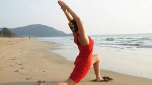 Alina Yoga im Yogalilla
