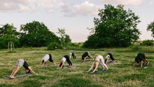 Yoga on the Move - Alt-Stralau