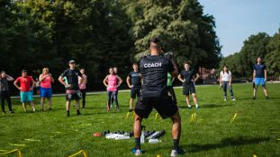 BEAT81 - Stadtpark Outdoor Workout