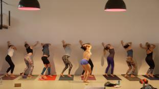 Bowspring Yoga Studio - TheGoldenApple