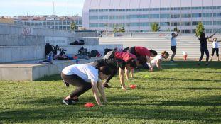 BTM Outdoor Training