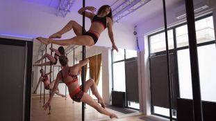 Pole Dance Lyon Académie