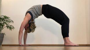 Yoga und Fitness mit Kristen