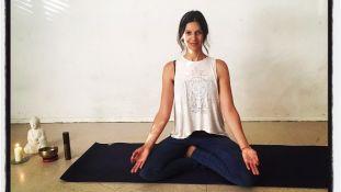 Hatha Yoga & Akupunktur mit Soraya - Lobe Block