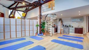 O Studio Pilates & Bien-être