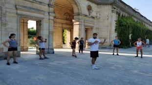 OpenAir Training - Jardin Public