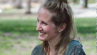 Hannah Lisa Linsmaier, Trainerin für Mindfulness