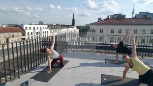 Arrive yoga @ SPACES