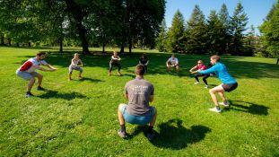 OXYTUDE Sport – Parc de la tête d'or
